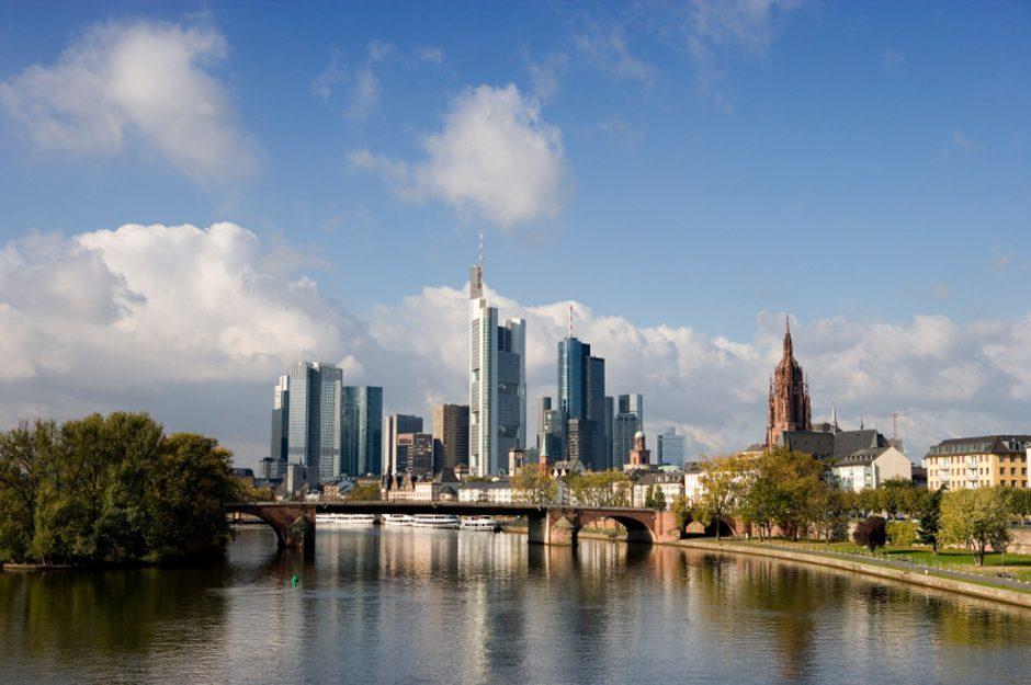 Frankfurt office view